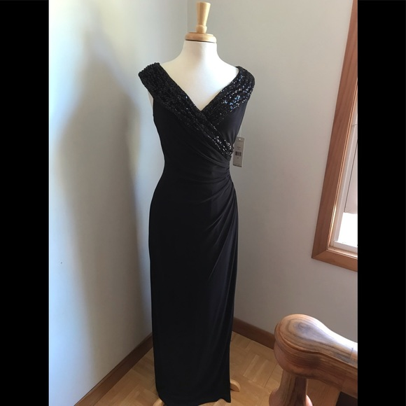 Ralph Lauren Dresses & Skirts - Ralph Lauren Evening Gown Black